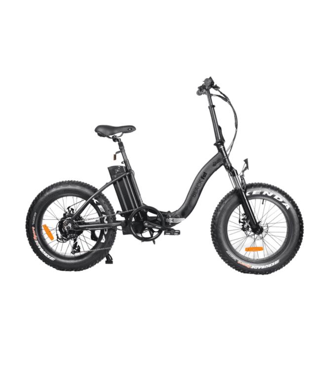 Big Bear - Fatbike elcykel i Sverige