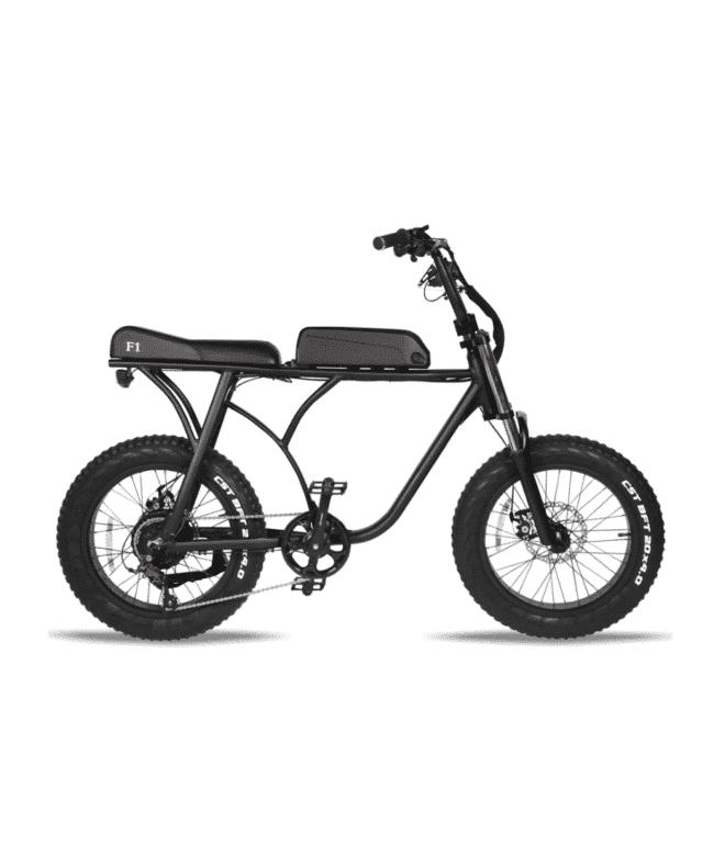 Rocket F1 - Fatbike elcykel i Sverige