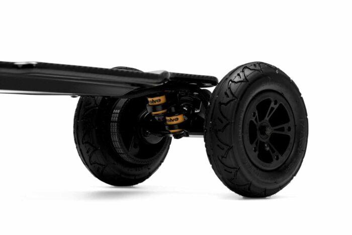 Evolve Skateboards GT Carbon AT- Sverige