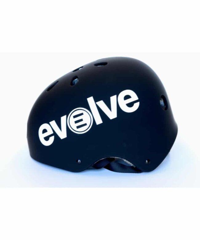 Evolve Skateboards Hjälm Svart - Sverige