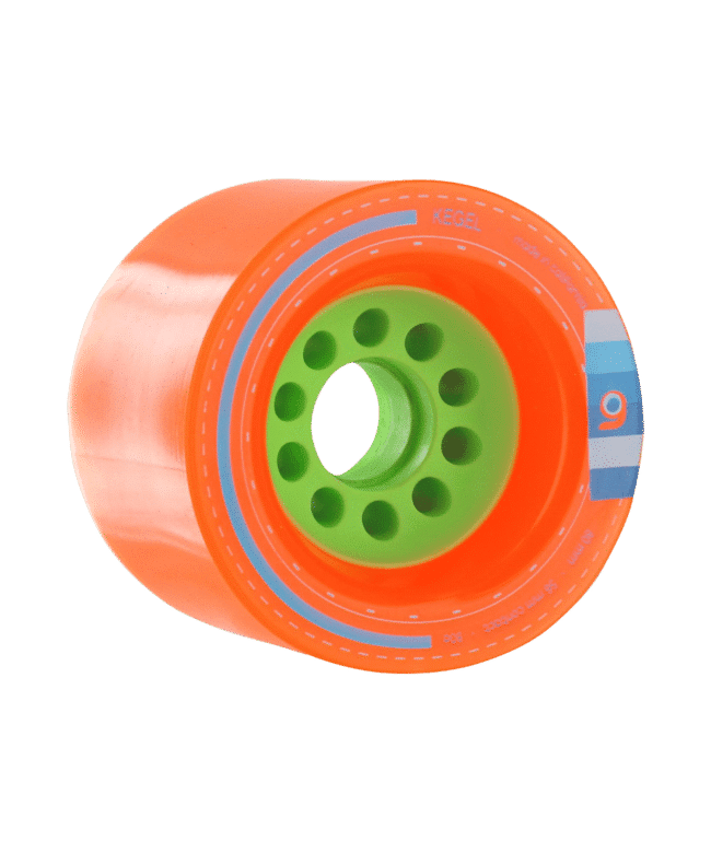 Orangatang Kegels - Orange 80mm 80A Hjul - Sverige