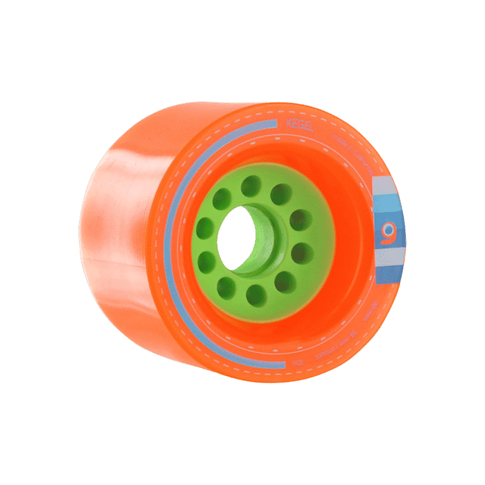 Orangatang Kegels - Orange 80mm 80A Hjul - Sverige