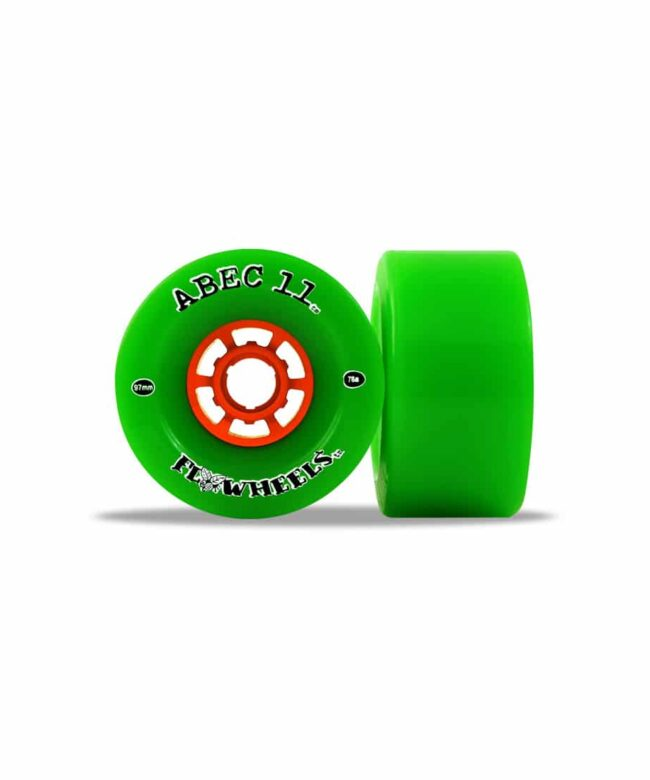 Abec11 Flywheels 97mm 75A - Sverige