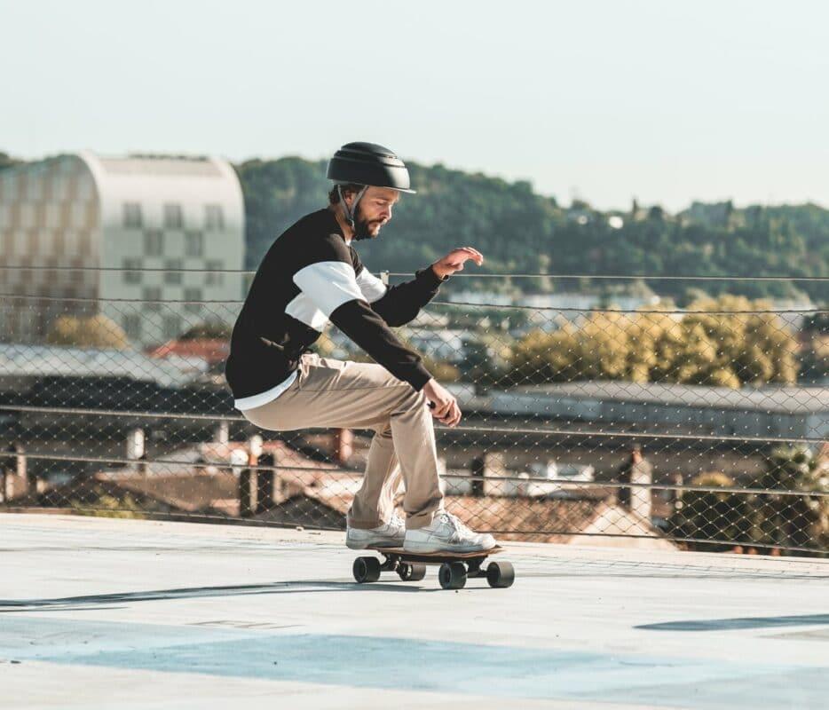 Elwing elektrisk skateboard i Sverige