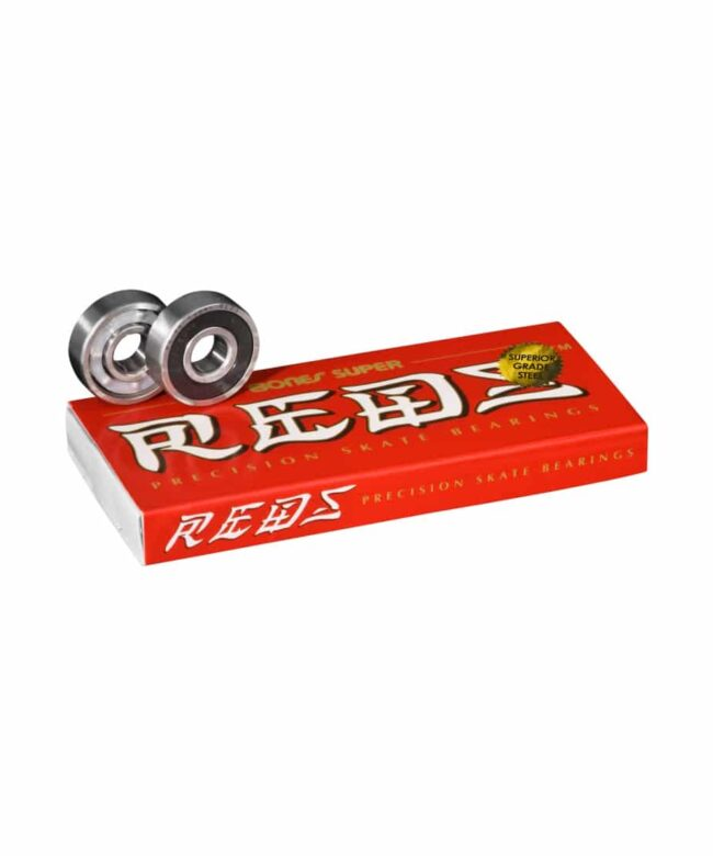 Bones Bearings - Super Reds - Sverige