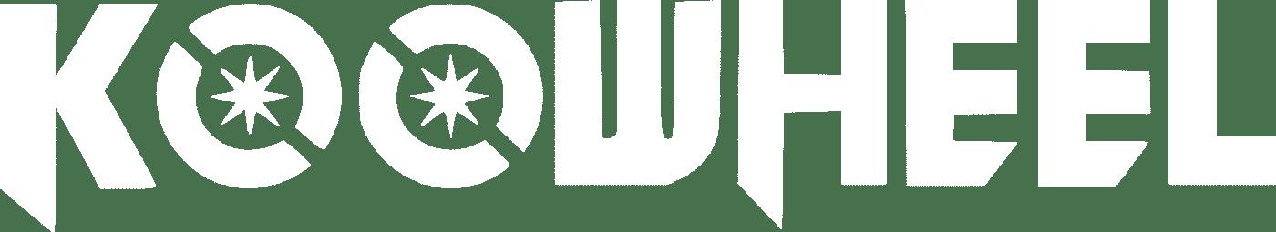 Koowheel logo electrisk skateboard i sverige