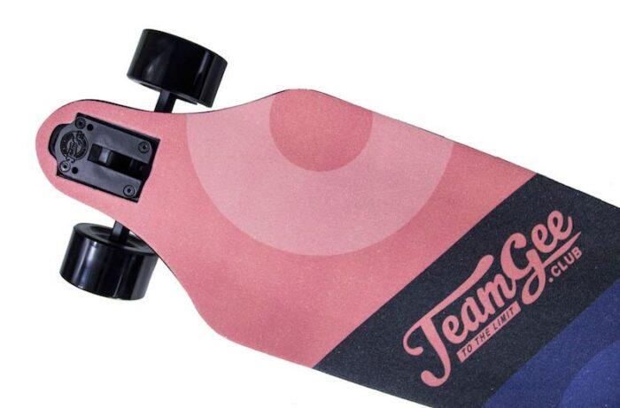 Teamgee H9 Elektrisk Skateboard - Sverige