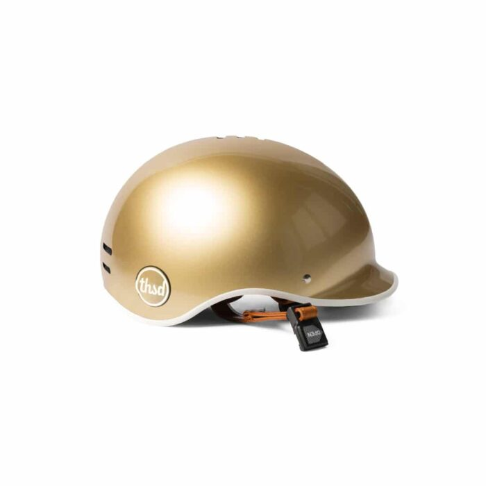 Thousand Helmet Stay Gold