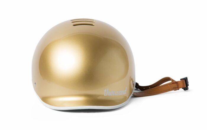Thousand Helmet Stay Gold - Cykelhjälm Sverige