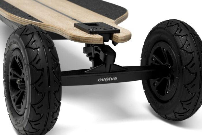 Evolve Skateboards GTR Bamboo AT Sverige