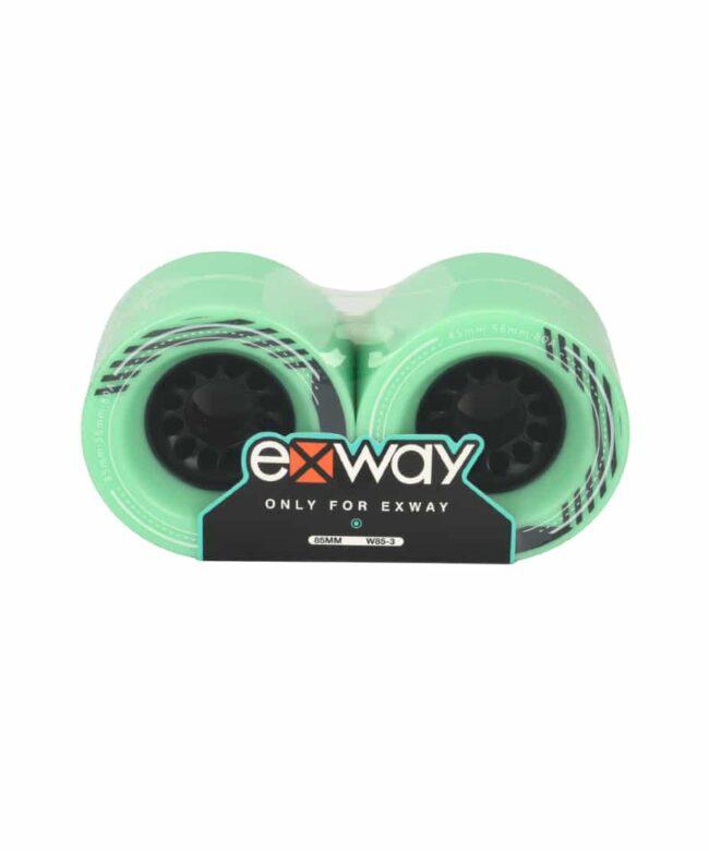 Exway Framhjul 85mm Mintgrön