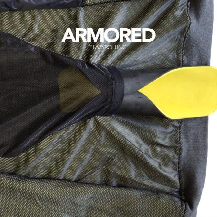 LazyRolling Armored Hoodie