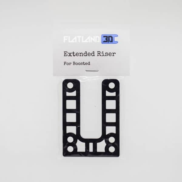 Flatland 3D Extended Riser For Boosted Boards