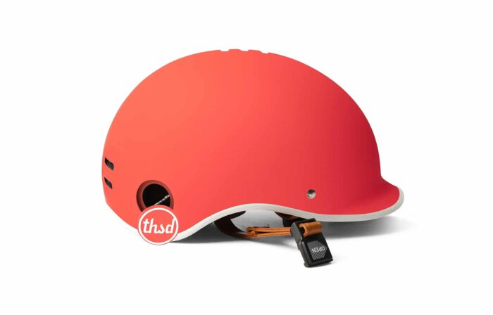 Thousand Helmet Daybreak Red - Cykelhjälm Sverige