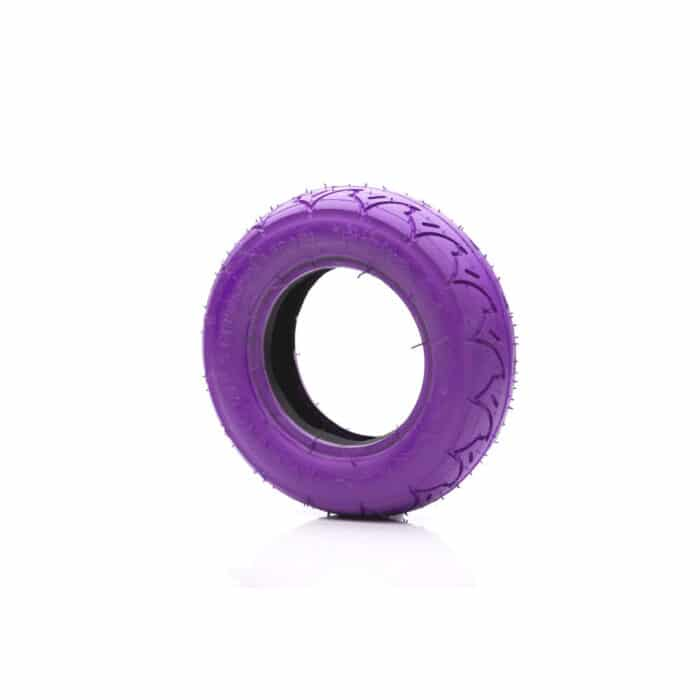 Evolve Skateboards Tyre Purple