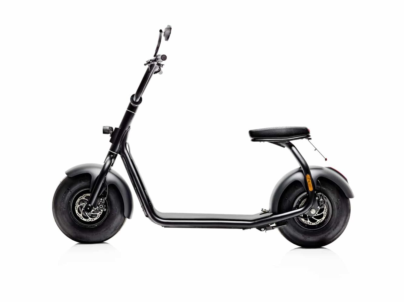 Scrooser - Elcykel scooter i Sverige