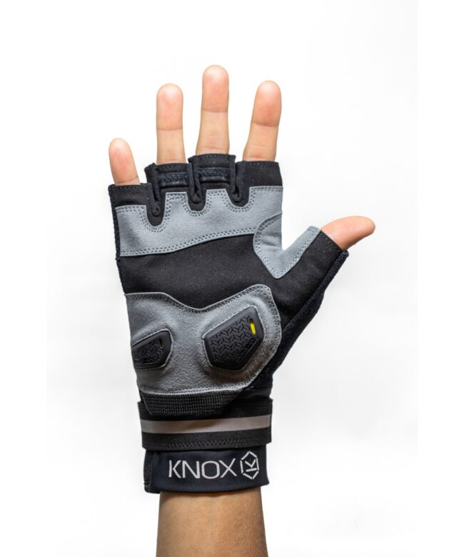 Flatland 3D Fingerless Pro E-skate Glove - Europe