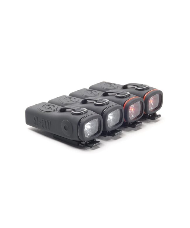 ShredLights SL-200 Combo Pack- Europe