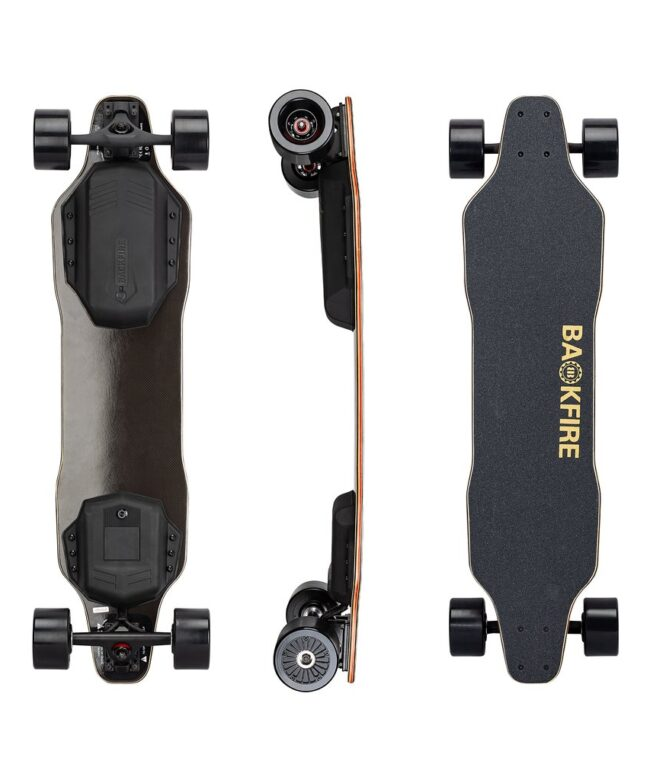 Backfire G2 Black Electric Skateboard - Europe