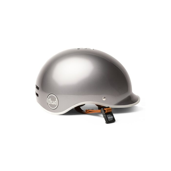 Thousand Helmet Polished Titanium - Europe