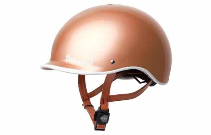 Thousand Helmet Rose Gold - Sverige