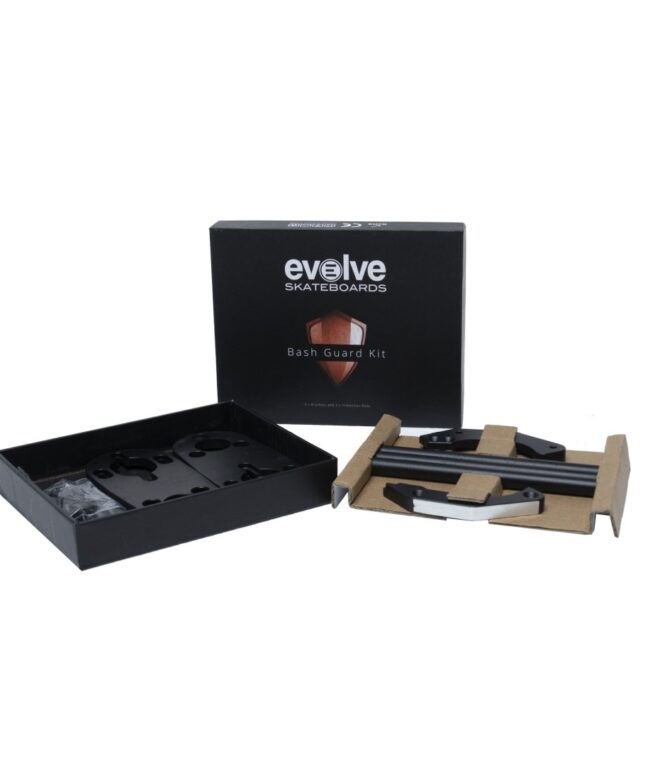 Evolve Skateboards Bash Guard Kit - Europe