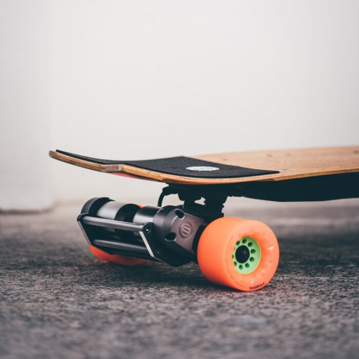 Evolve Skateboards Bash Guard Kit - Sverige