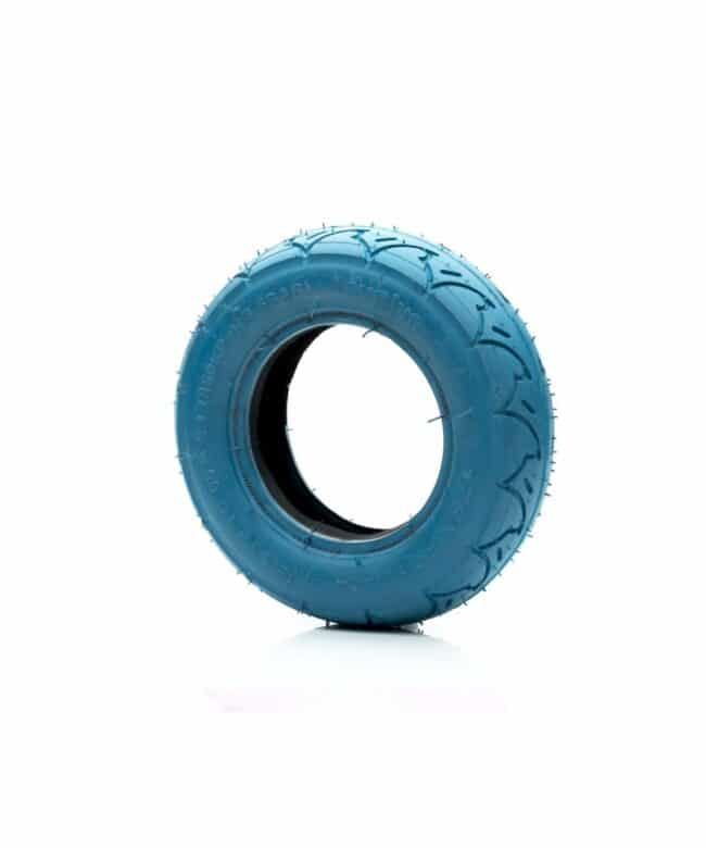 Evolve Skateboards Tyre Blue