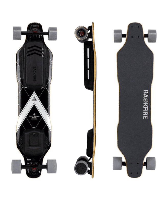 Backfire G3 Electric Skateboard - Europe
