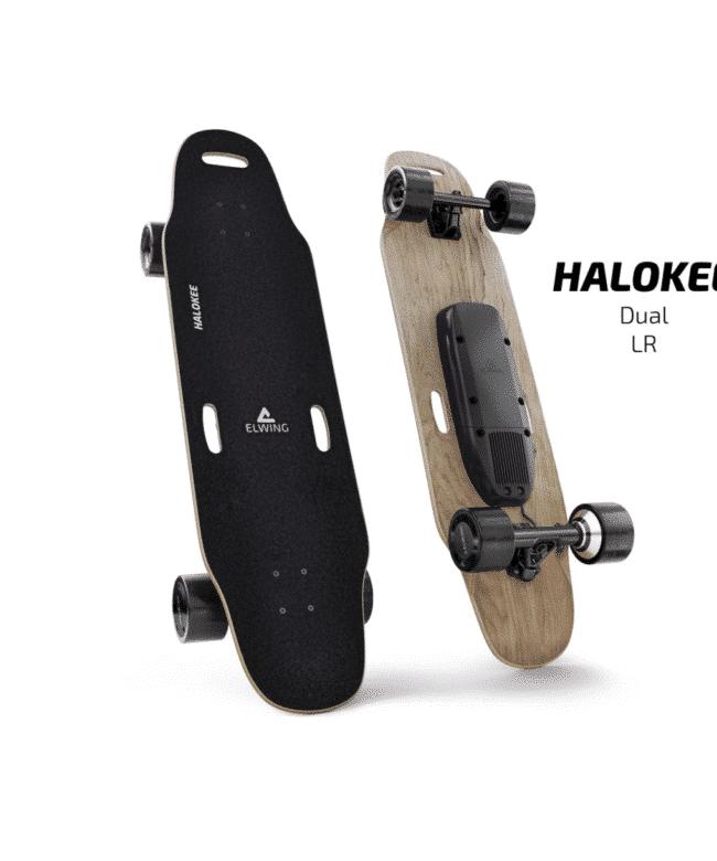 Elwing PowerKit Halokee Elektrisk Skateboard - Sverige