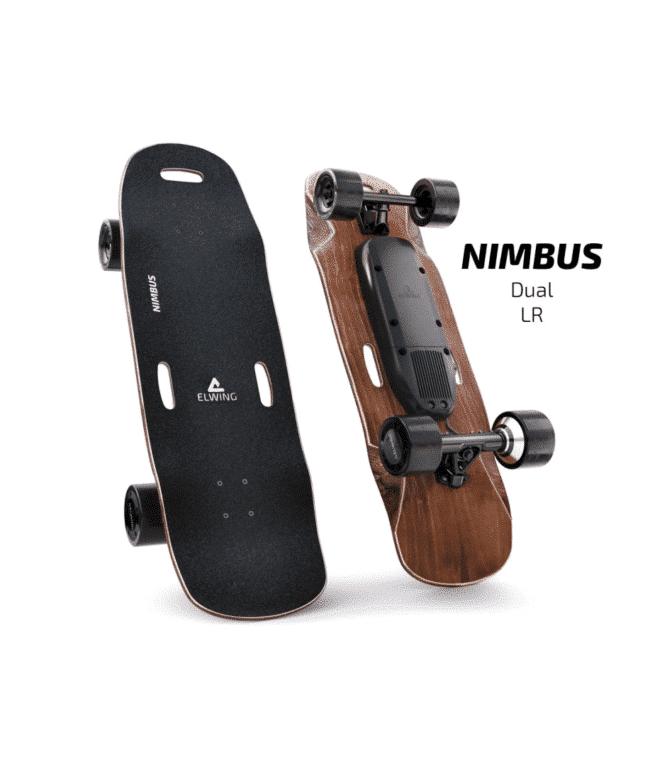 Elwing PowerKit Nimbus Elektrisk Skateboard - Sverige
