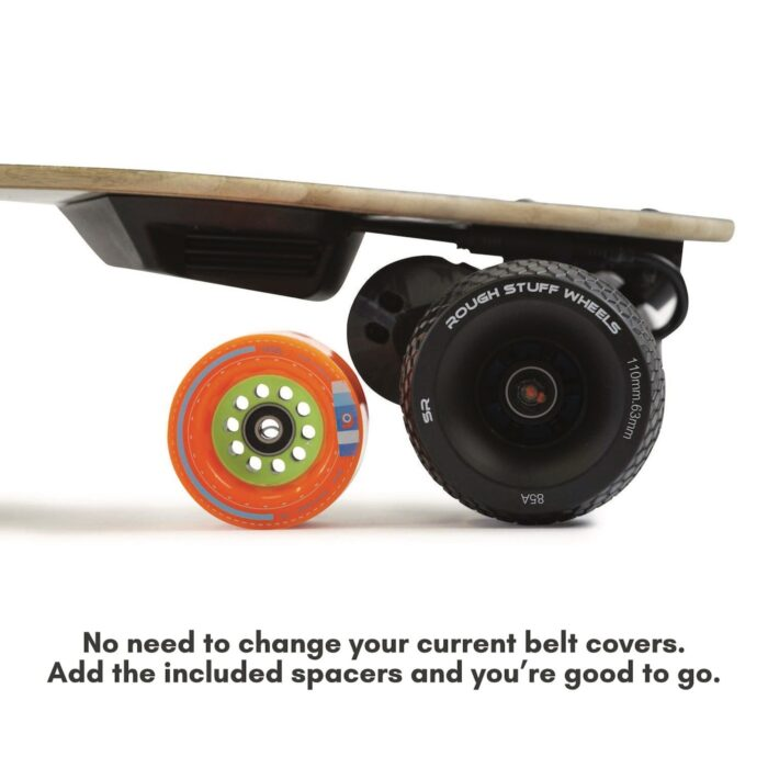 Boosted Boards Pulley Conversion Kit - Europe