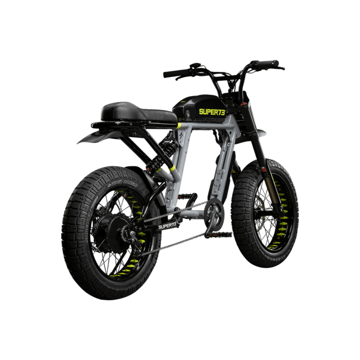 Super73 RX Elcykel Sverige Svart