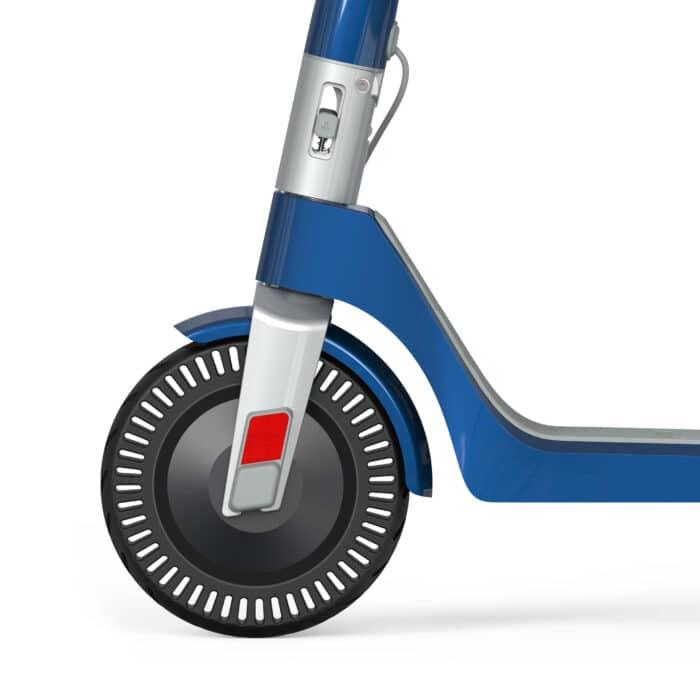 Unagi Elscooter Sverige - Blå