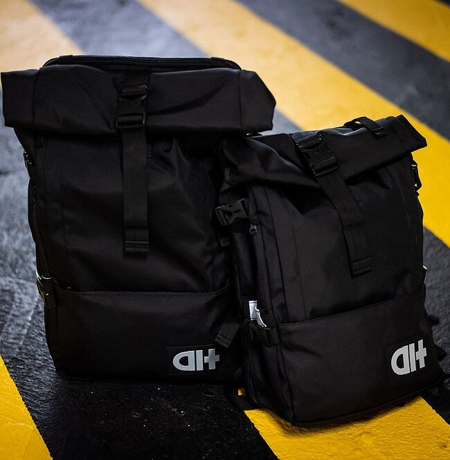 Alter Bags Midnight Black - Europe